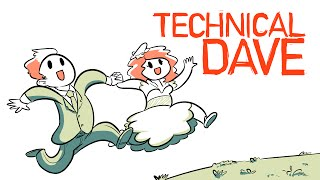 TECHNICAL DAVE - Save The Date