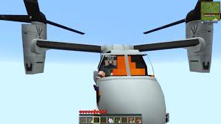 minecraft fly boys 1 danger roflcopter