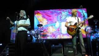 MOODY BLUES LIVE Higher and Higher