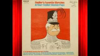 The Stars and Stripes Forever (Sousa) - Fiedler, Boston Pops