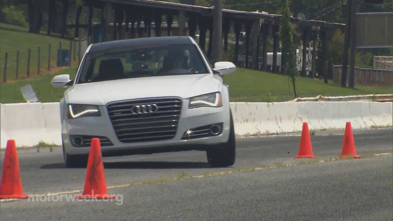 Road Test 2014 Audi A8 Tdi Youtube