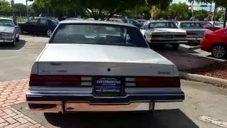 1987 Buick Regal T-Type @ Karconnectioninc.com Miami, FL