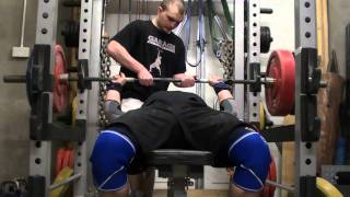 03/01/12 - Push Press and Bench