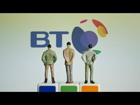 The Point: BT becomes the first to enter China's SOE-dominated telecoms