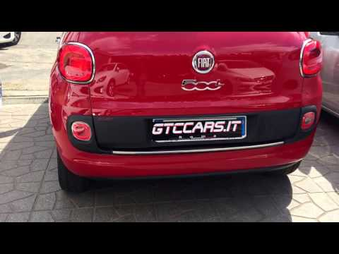 Fiat 500L 1.6JTDm2 105Cv Lounge Tetto FULL FULL OPT WWW.GTCCARS.IT
