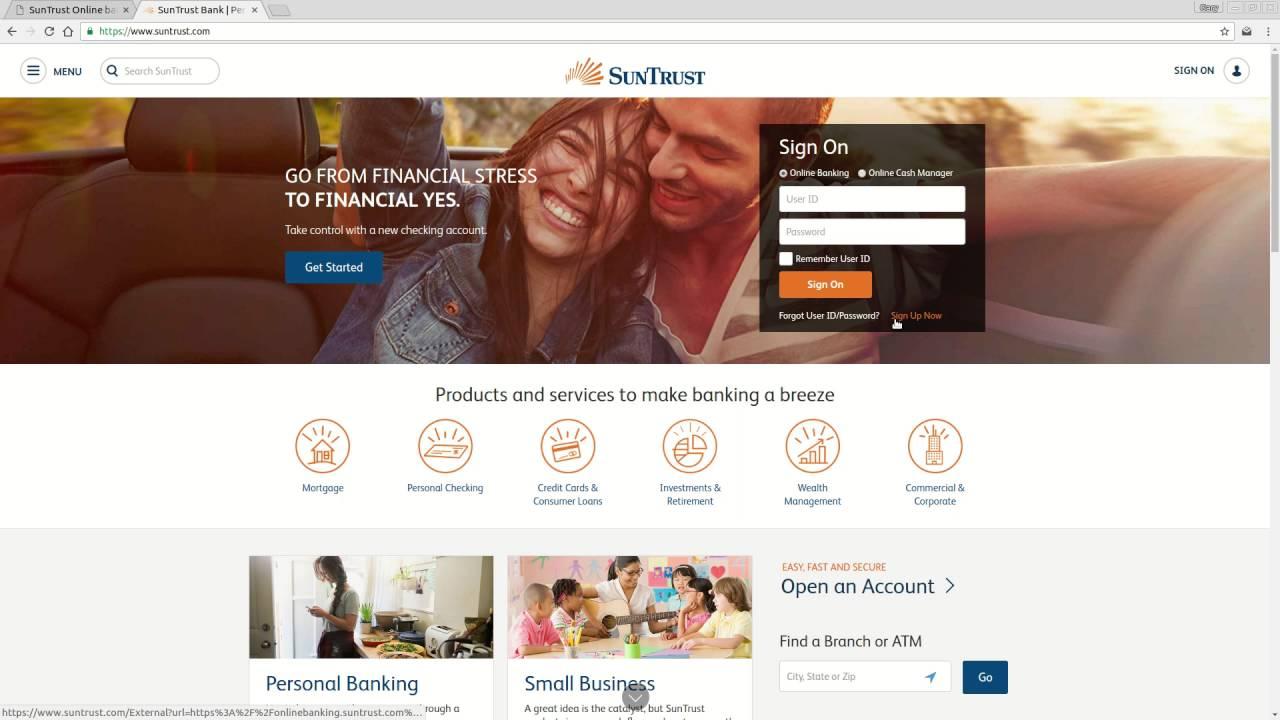 SunTrust Mortgage Options