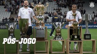 PÓS-JOGO - CORINTHIANS 0X0 CHAPECOENSE - BRASILEIRÃO 2018