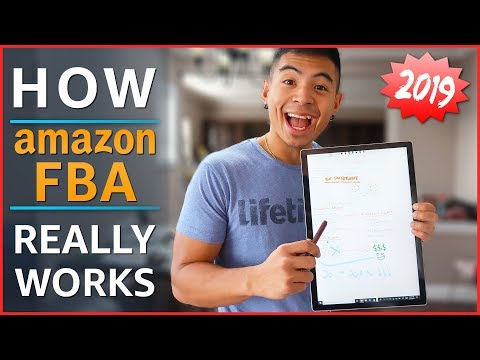 ALL Amazon FBA Steps Explained In-Depth For Beginners! 2019 Easy Guide