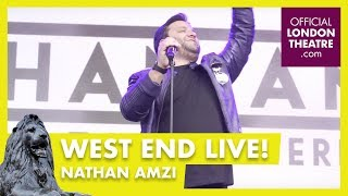West End LIVE 2017: Nathan Amzi