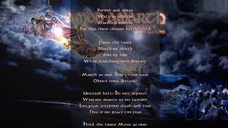 Amon Amarth - We Shall Destroy - Lyric Video