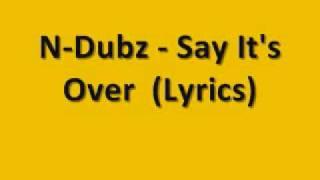 N-Dubz - Say It