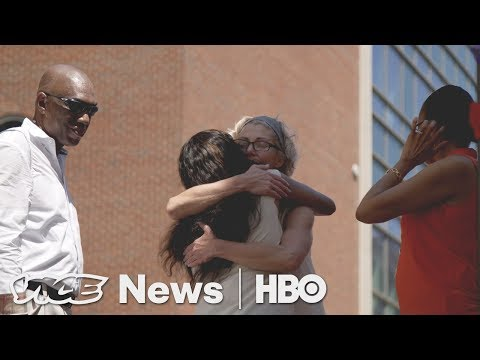University of Virginia Move In Day (HBO)