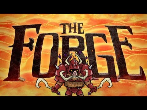 THE FORGE - WHOLE FIGHT - 1st World Kill?! - Don't Starve Together