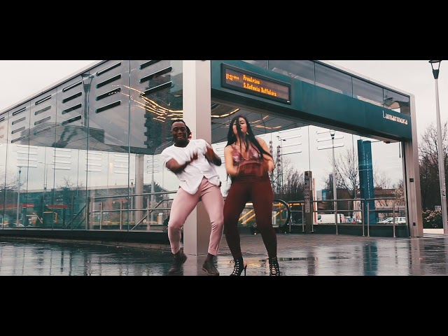 Fiokee - Very Connected ft Flavour | Dance Video | Hector & Mariam