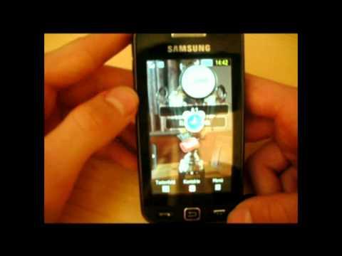 Samsung s5230 Star Kurzer Test und Review (Deutsch/German)