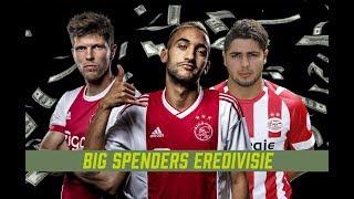 TOP 10 Duurste Transfers Nederland: Wordt Sulejmani Ooit Ingehaald?