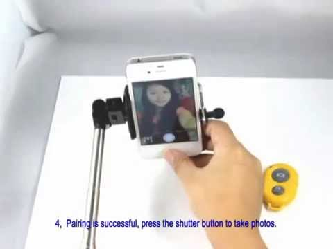 How to use mobile phone as webcam