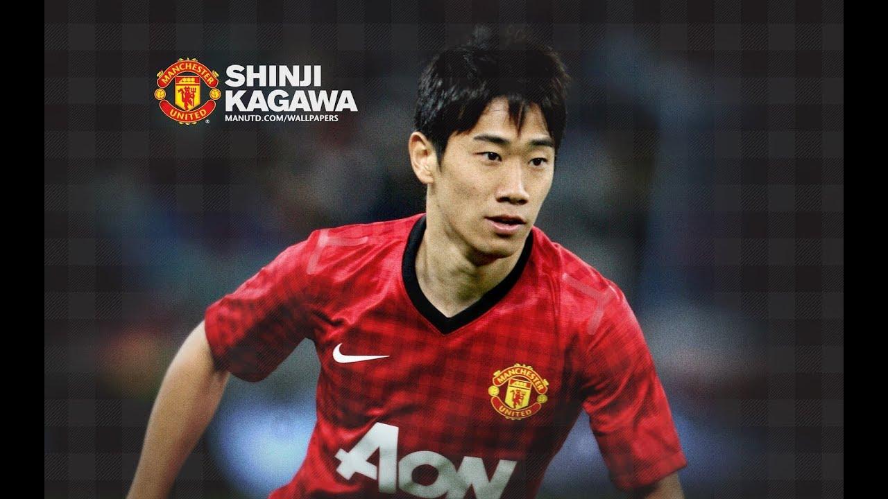 Shinji Kagawa Magical Touches Control Skills Assists 2014