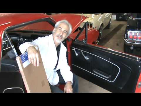 Mustang Shop Door Panel Installation Operationmustang Com Youtube