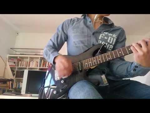 Godsmack- Running Blind Instrumental Guitar Cover