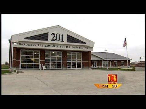 Bargersville fire truck recalled