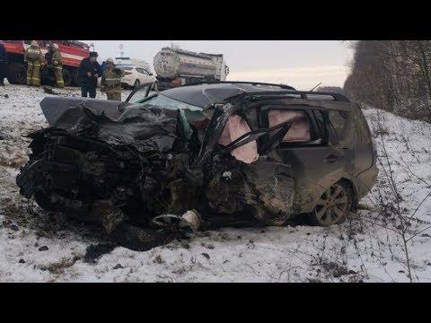 Пять человек погибли на дорогах Тамбовской области в праздничные дни