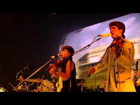 Arcade Fire - The Suburbs (Glastonbury 2014)
