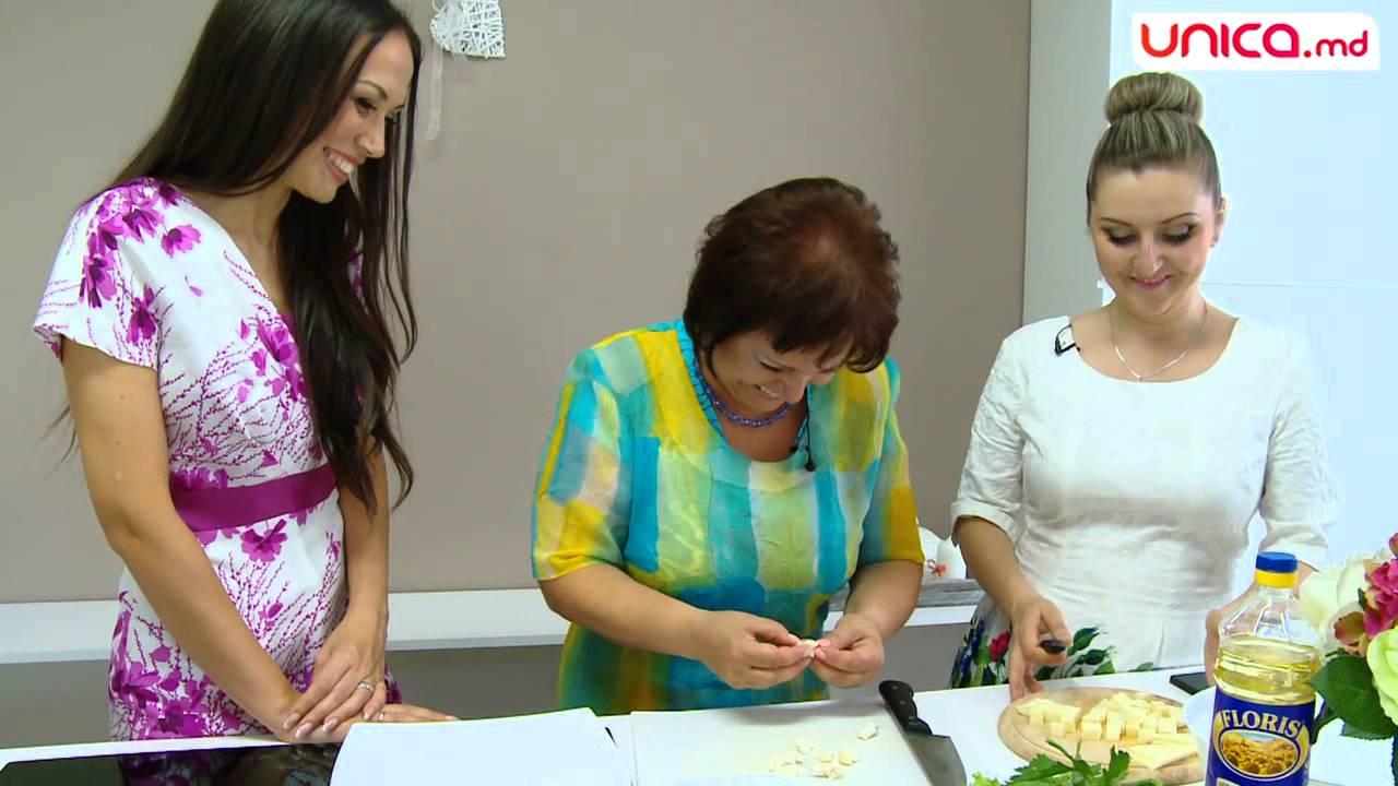 Discuta cu Galina - Aliona Triboi și Nelly, mama ei | Unica.md