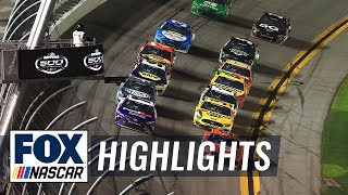 2021 Daytona 500 | NASCAR ON FOX HIGHLIGHTS