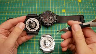 Как заменить механизм в часах механических и кварцевых, подробная инструкция...