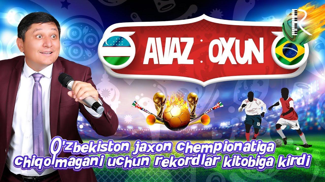 Avaz Oxun - O'zbekiston jaxon chempionatiga chiqolmagani uchun rekordlar kitobiga kirdi