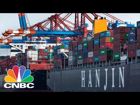 Court Declares Hanjin Shipping Bankrupt: Bottom Line   CNBC
