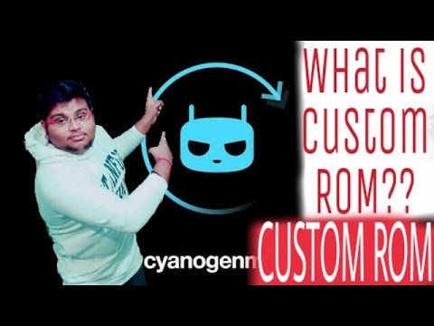 [HINDI]what is custom rom?? | advantages and disadvantages of custom rom.