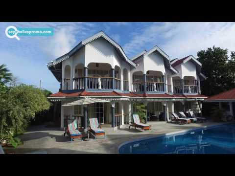 Seychelles #1 of top10 hotels on Praslin - Chateau Sans Souci