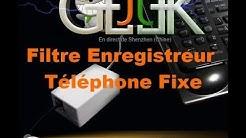 Filtrer les appels de son téléphone fixe