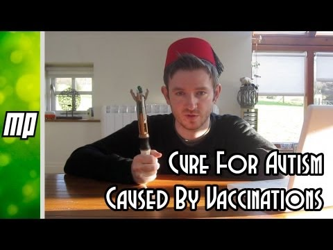 Holly Riley - Cure For Autism Caused By Vaccinations