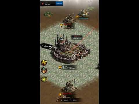 Clash of kings - Kingdom 291  War + throne