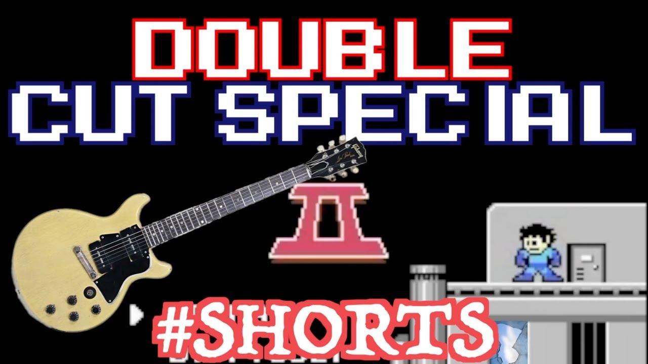 Early Les Paul History According to Mega Man II #Shorts