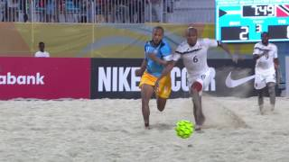 BSC 2017: Bahamas vs Trinidad & Tobago Highlights