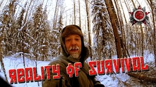 Reality Of Survival. Saws Vs Axes And How To Harvest Chaga