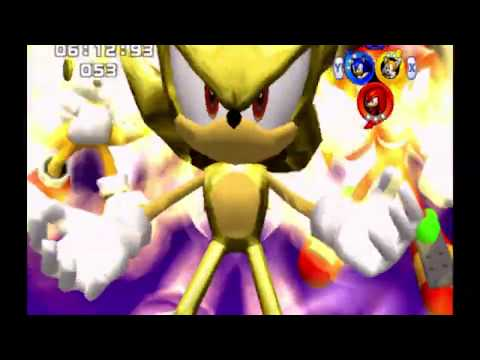 Sonic Heroes [Last Story] (No Commentary)