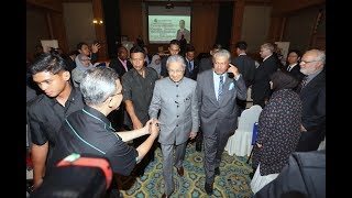 Dr M renews call for international recognition of Palestine