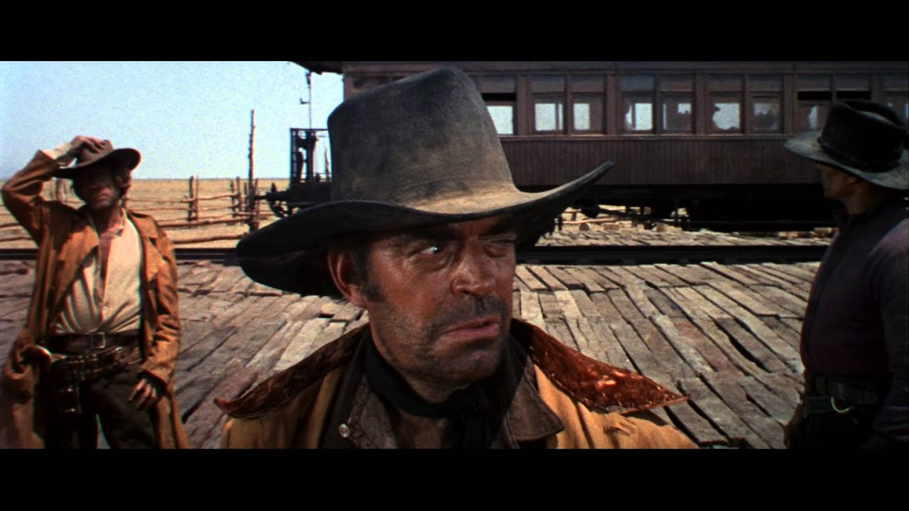 Once Upon A Time In The West - Trailer - YouTube
