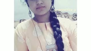 Dear Comrade Telugu Nee Neeli Kannullona Song | Praneetha P | Vijay Deverakonda | Rashmika