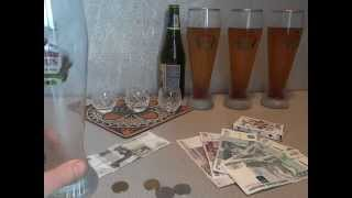 Как не платить за пиво и закуски))) Честная ХАЛЯВА ! Барные фокусы.