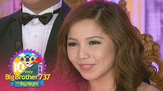 PBB 737: 4th Adult Big Placer - Dawn Chang