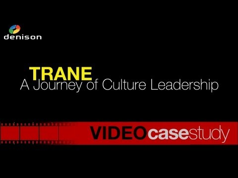 Trane - A Journey of Culture Leadership