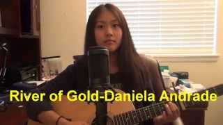 River of Gold-Daniela Andrade Cover