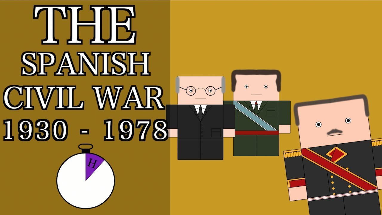 Ten Minute History - The Spanish Civil War and Francisco Franco (Short Documentary)