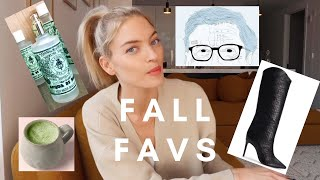 Fall Favorites 2019 | Martha Hunt